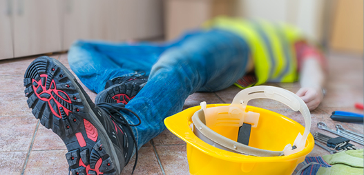 prevention of workplace injury or accidents